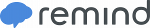 The horizontal Remind App Logo
